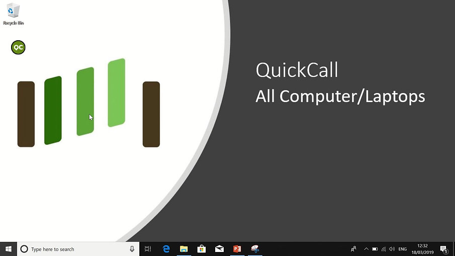 QuickCall Overview