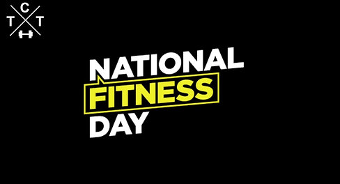 National Fitness Day 2020 Workout