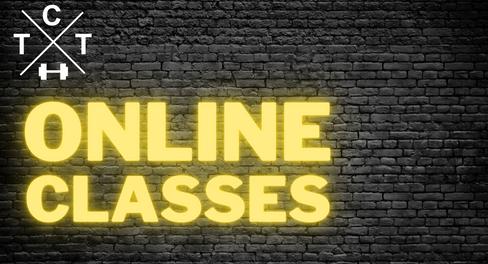 Online classes - a participant's view
