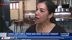 KOIN feature - Corks + Forks 2019
