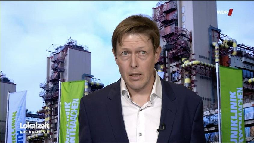 Bericht in der WDR Lokalzeit
