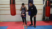 Kid's Muay Thai - Guard , Basic Movement, 1-2 Punch and Side Kick. 1