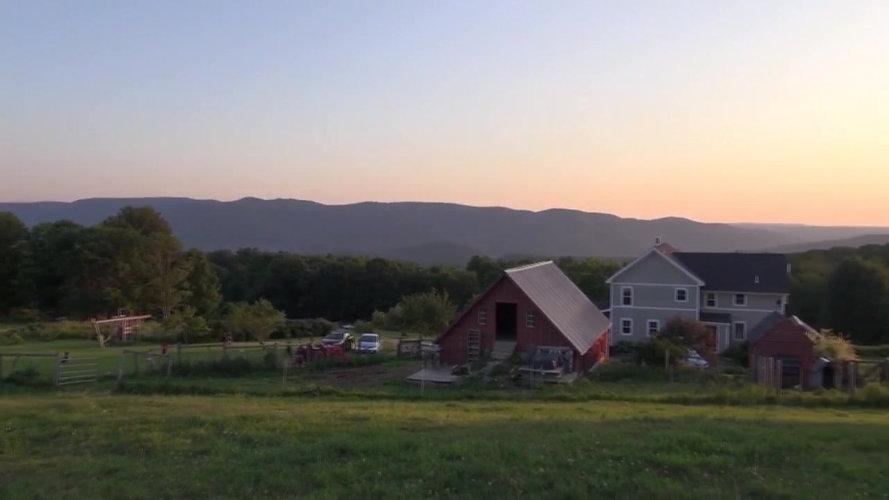 "Longview Farm ""Come See Life on the Horizon"""