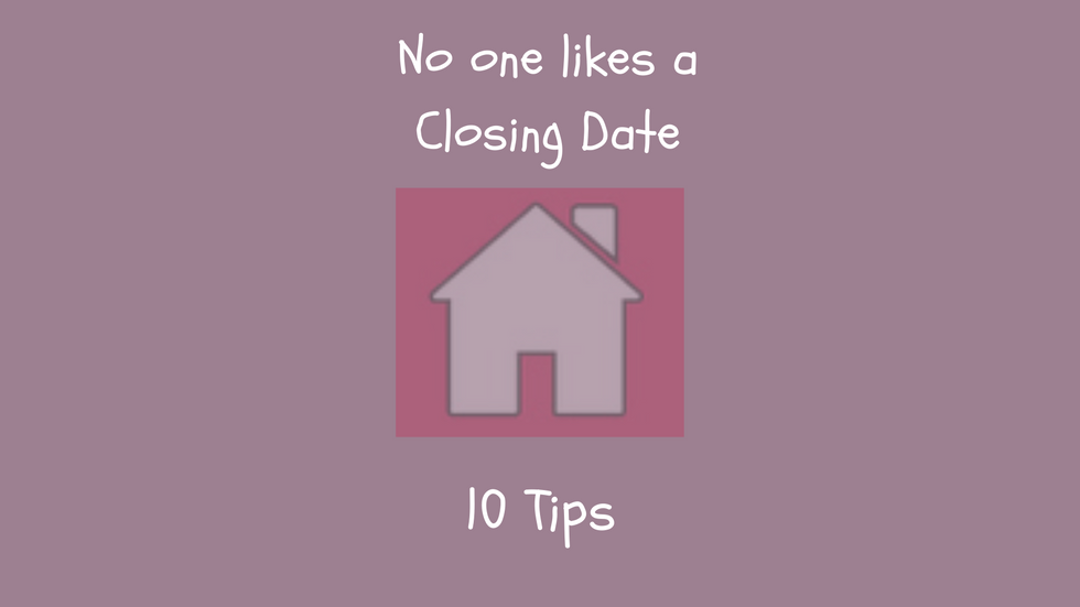Top 10 - The Closing Date