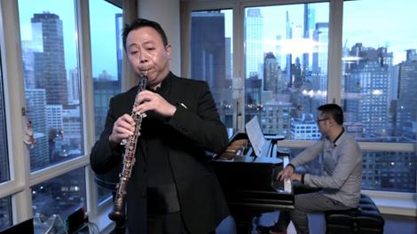 Liang Wang and Huang Ruo: Wind Blows