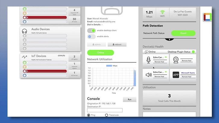 visibilityone - Microsoft Teams Enhanced User Monitoring - v1