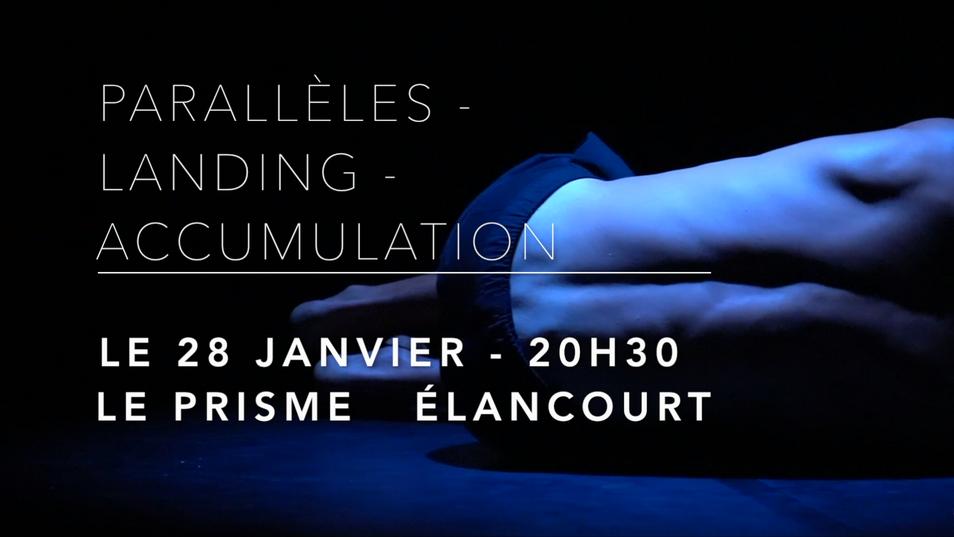 teaser Prisme - Elancourt