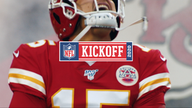NFL Kickoff - 2020