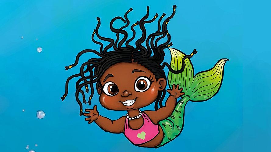 Binky The Mermaid Video