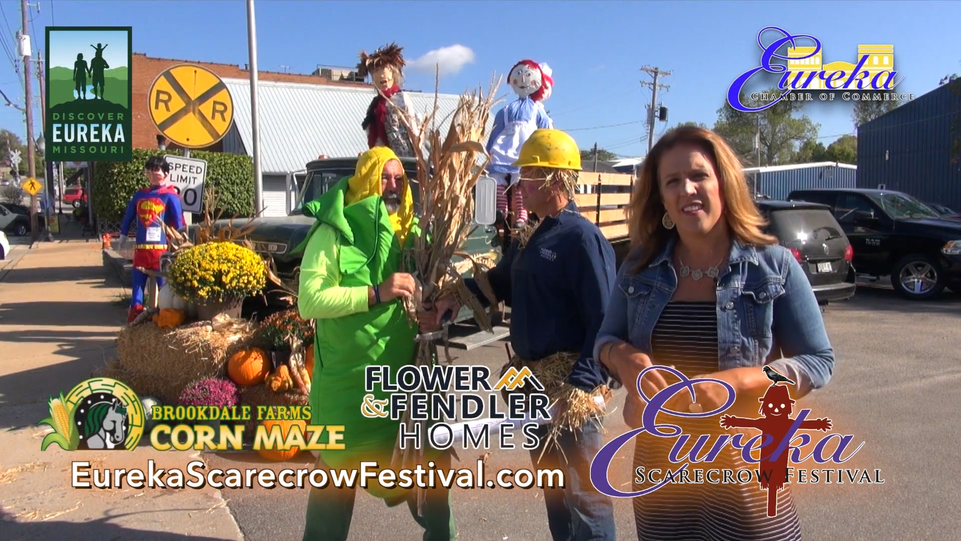 Get Ready for the Eureka Scarecrow Festival!