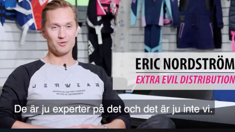 Extra Evil valde HeMa Lön