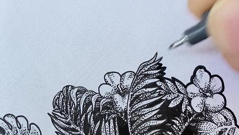 Detail work