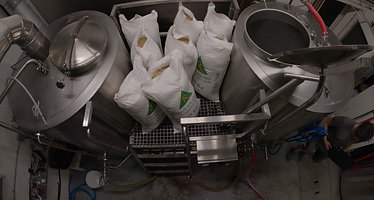 Brewing INCEPTIONAL IPA