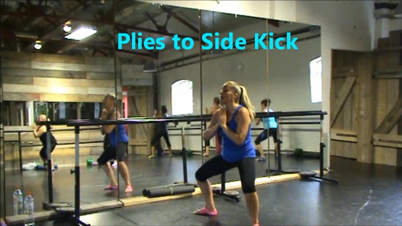 CS Pilates & Barre Videos