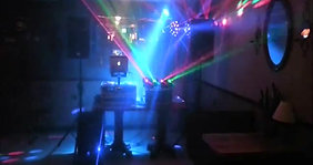 DJ Joe Distortion Promo and Light Show
