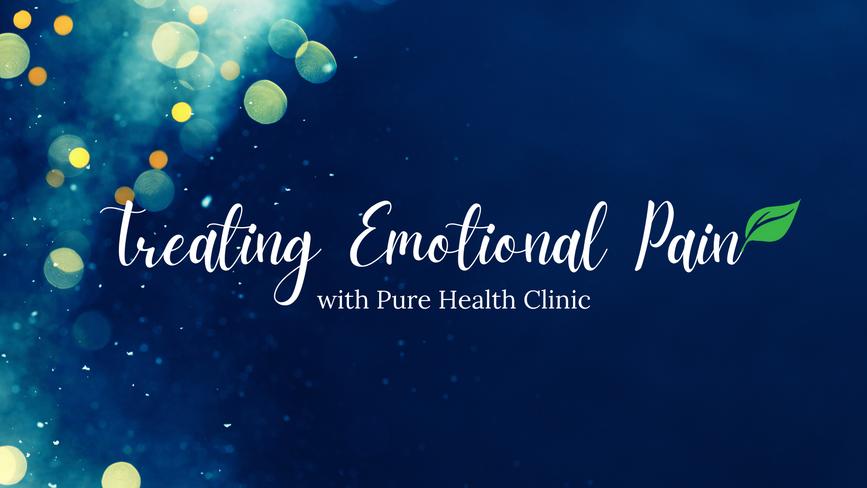 Treating Emotional Pain