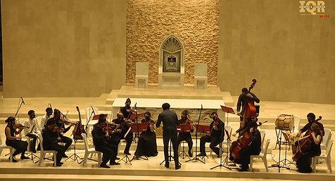 Concierto Sinfonica, Catedral Ecce Homo de Valledupar