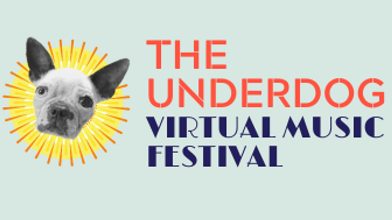 Live Stream | The Underdog Virtual Music Festival