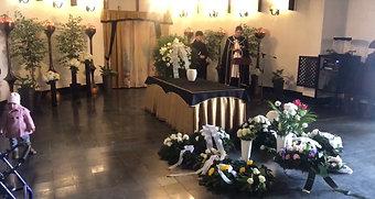 néhai Dr Horváth Antal Kornél temetése