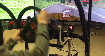 Simulazione Guida