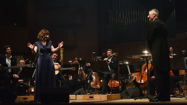 Katia Guerreiro Fado Band & Zagreb Philharmonic Orchestra