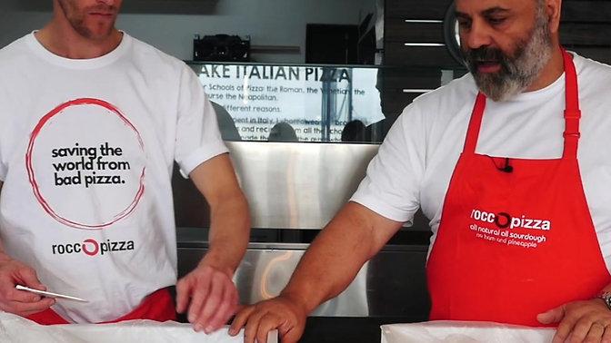 Testing Pizza Dough
