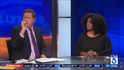 KTLA5: Grammy Winner Lalah Hathaway on Future x Sounds