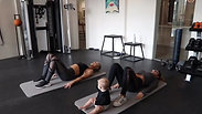 Postpartum Core Recovery Workout