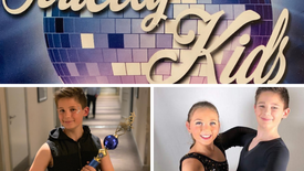 Finlay & Paige - Strictly Kids Final 2019