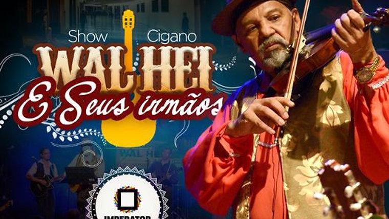 SHOW DE MUSICA CIGANA - BANDA GYPSY WAL HEI E SEUS IRMÃOS
