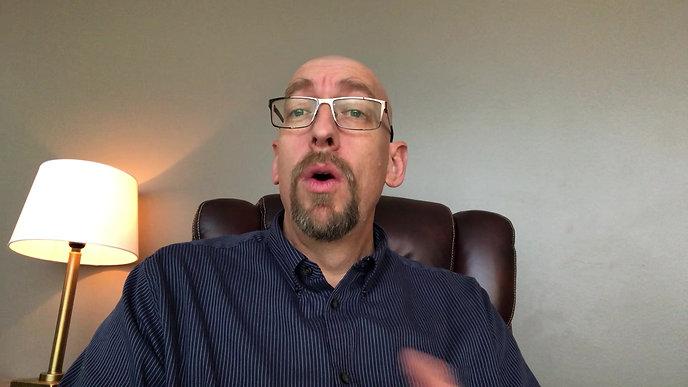 Dr. Jon Bergeron Mental Wellness Talk 2