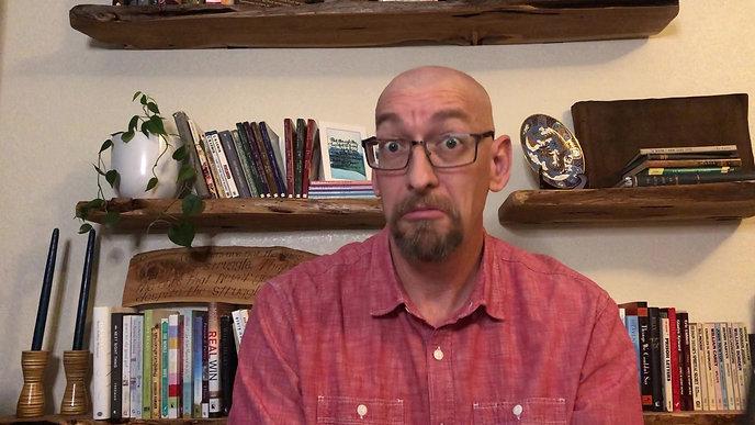 Dr. Jon Bergeron Mental Wellness Talk 1