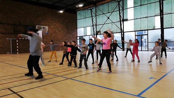 Battle Sixty One - 2020 - Stage de danse hip-hop dans les écoles
