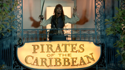Johnny Depp Surprises fans at Disneyland in Mega Marketing Campaign.
