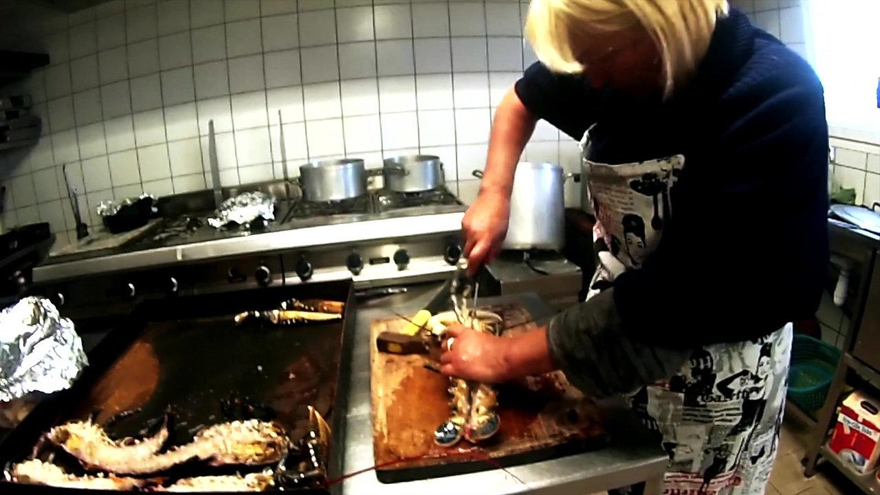 Le homard grillé de chez Castric