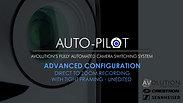 Auto-Pilot Advanced Automated Switching