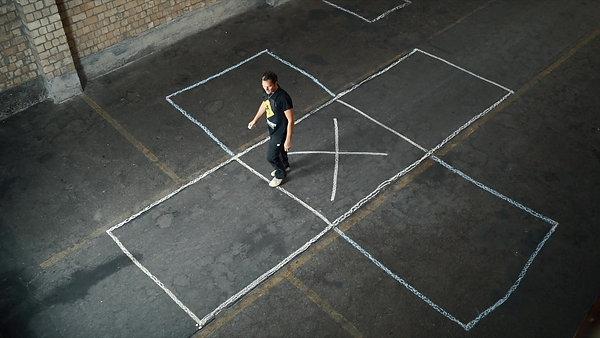 Street Racket anyone anytime anywhere