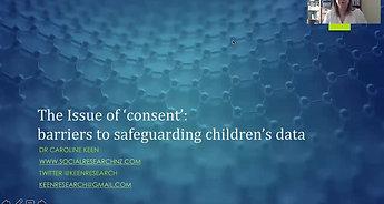 Children's Data Privacy webinar