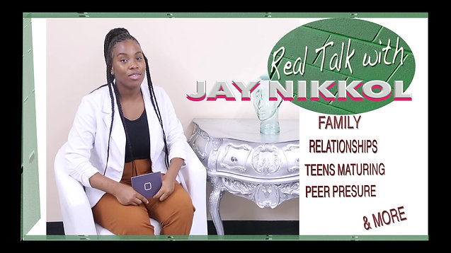 Real Talk with Jay Nikkol