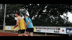 Marathon op de baan - Björn Demkes