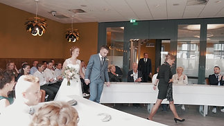Wedding Film Marije & Jurgen - Trailer