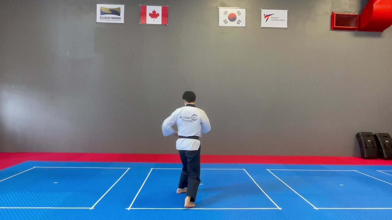 Self-Defence 1 to 20