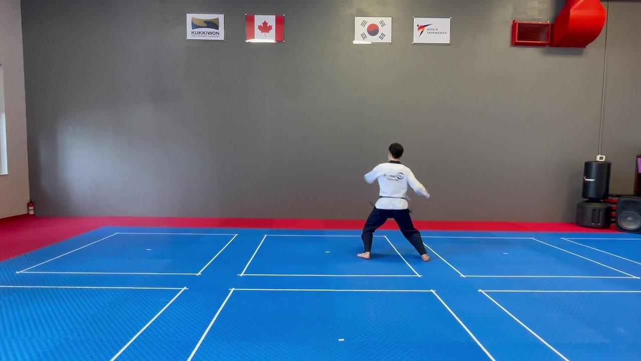 Kicking Combination