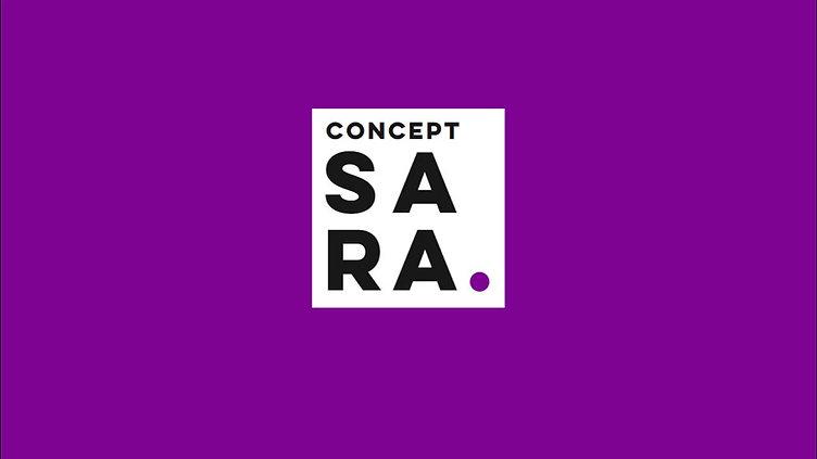 Sara - Conceptsara - Work Examples Reel