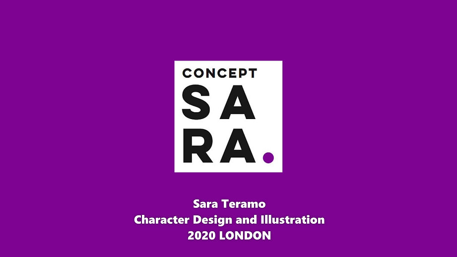 Sara Conceptsara video showreel - redux nr19