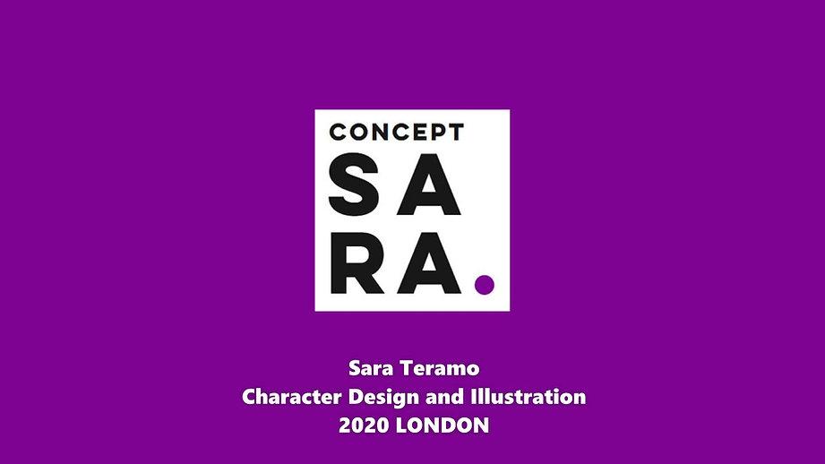Sara Conceptsara video showreel - redux nr19