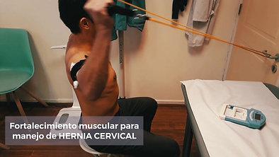 BFR hernia cervical