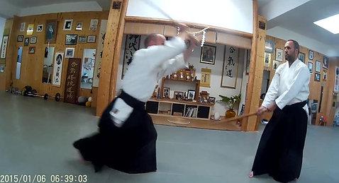 Aikido no Chafariz das Terras