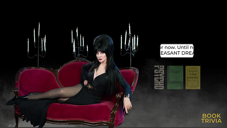 Auraria Library: Halloween Playlist
