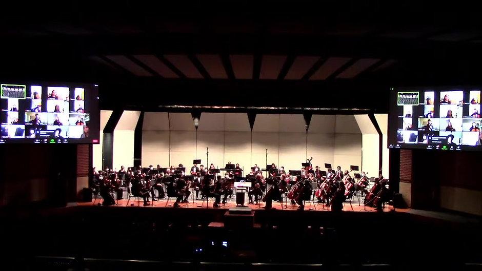 Seven Lakes HS Orchestras Spring Concert 2021
